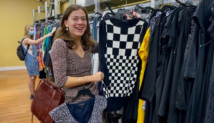 Taking orders from TikTok kids, vintage stores are selling through