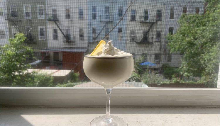 This easy, peasy whipped lemonade recipe is a TikTok favorite