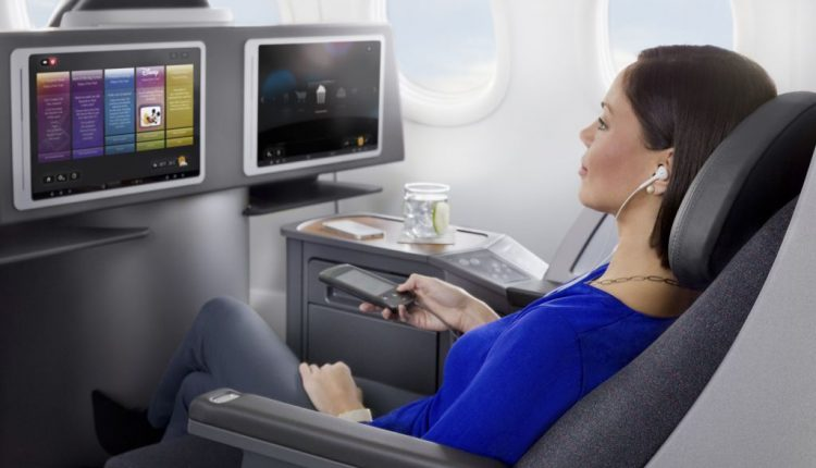 American Airlines Offers Free TikTok Inflight