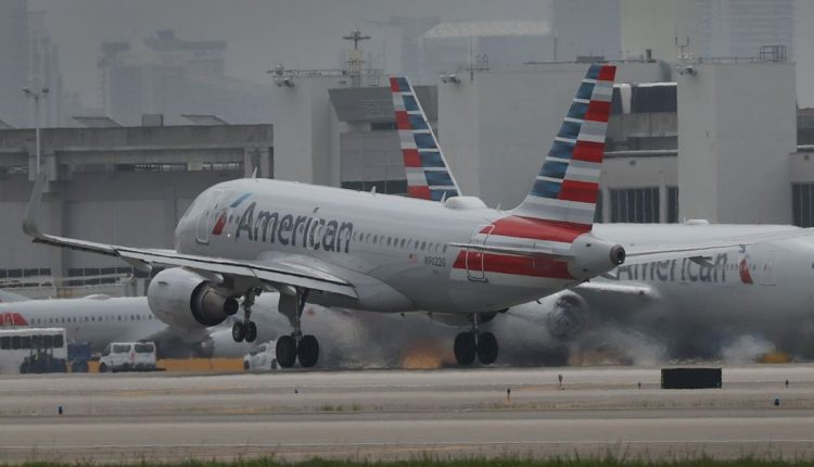 American Airlines will let you watch 30 minutes of TikTok