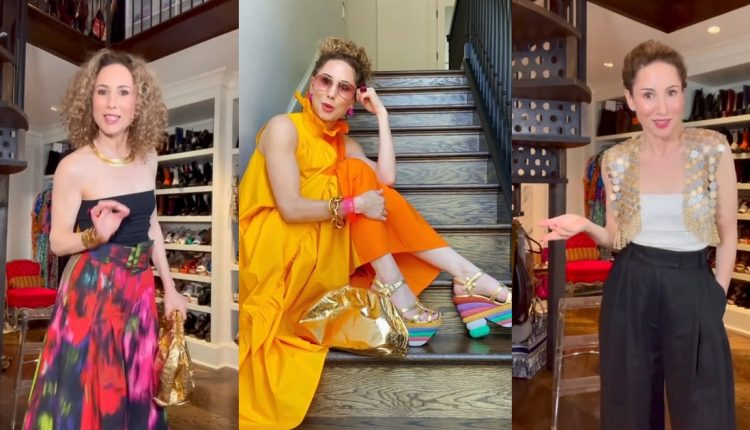 Carla Rockmore Is TikTok's Real-Life Carrie Bradshaw