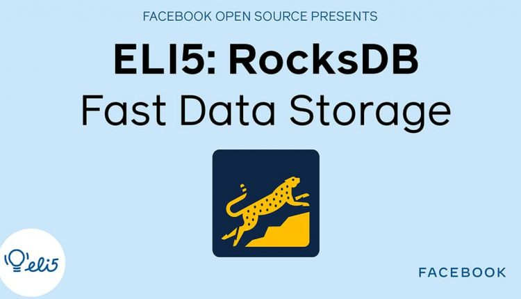 ELI5: RocksDB – Fast Data Storage
