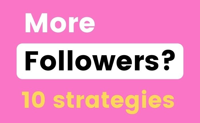 Get REAL Followers on Instagram for Business (10 Growth Hacks)