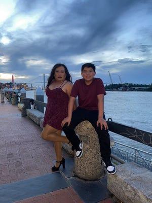 TikTok star Cristobal Leyva reaches millions dancing around Savannah
