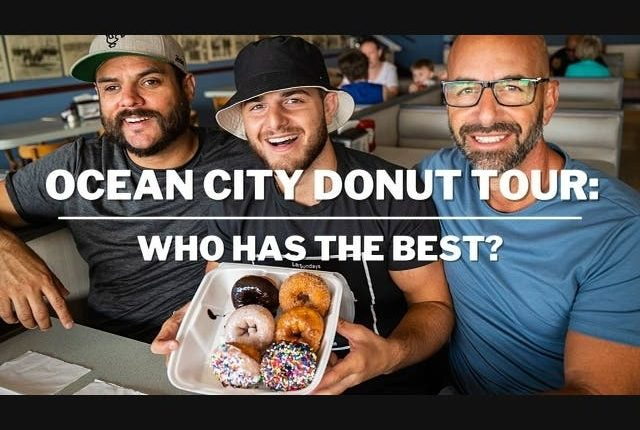Father And Son TikTok Duo Review Best Donuts In Ocean