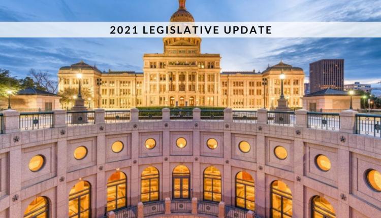 New Texas Criminal Laws | 2021 Legislative Update